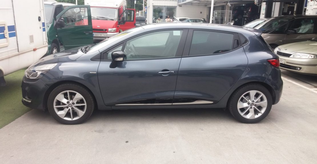 RENAULT CLIO TCE GLP